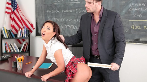 Bad girls get punished! Scene 3 Porn DVD on Mile High Media with Amara Romani, Manuel Ferrara
