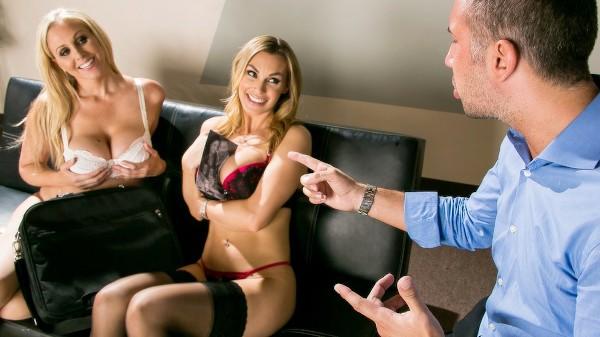 Double Your Pleasure - Brazzers Porn Scene