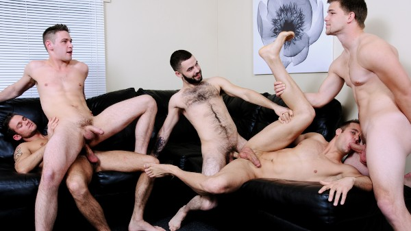 Power Bottoms - feat Jimmy Johnson, Cooper Reed, Josh Long, Duncan Black, Connor Patricks