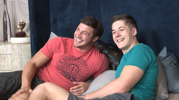 Watch Brandon & Nathan: Bareback on Male Access - All the Best Gay Porn in One place