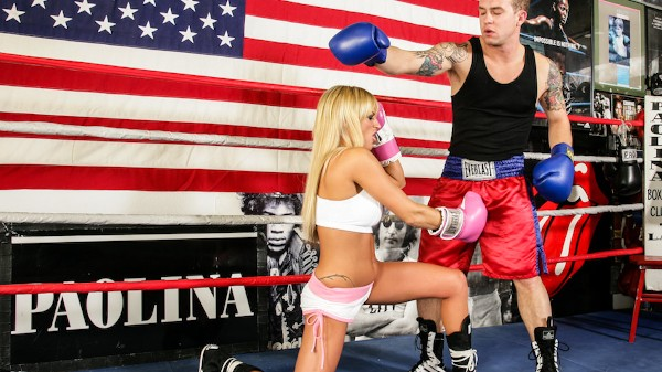 Pornstar Athletics Scene 3 Reality Porn DVD on RealityJunkies with Brooke Belle