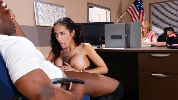 My Phys Ed Teacher Fucked My Tits - Brazzers Porn Scene