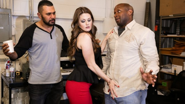 Mom's Cuckold #15 Scene 2 Porn DVD on Mile High Media with Allison Moore, Prince Yahshua