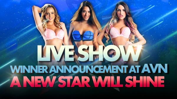 Live Winner Announcement at AVN - August Ames, Eva Lovia, Alexis Adams
