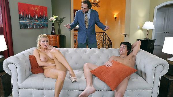 Brotherly Love - Brazzers Porn Scene