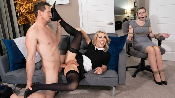 Watch Cucklish featuring Pierce Paris, Emma Rose, Lily Lovecraft Transgender Porn