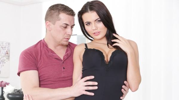 Titty Fuck her big bouncing boobs! Scene 4 Porn DVD on Mile High Media with Steve Q, Vanessa Decker