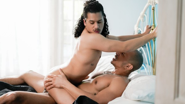 A Man's Seduction Scene 4 - Armond Rizzo, Zario Travezz