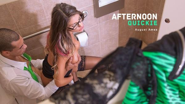 Afternoon Quickie - August Ames, Alex Jones - Babes