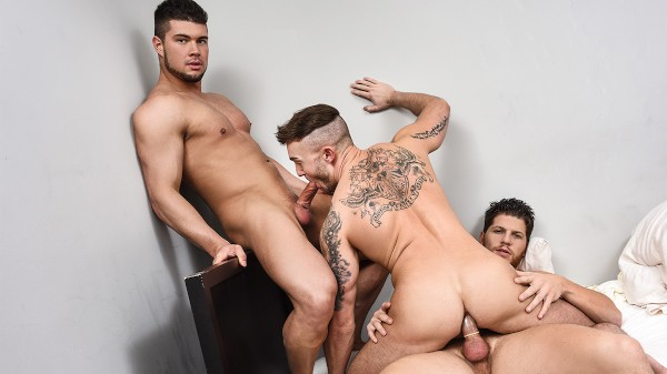 Reverse Peeping Tom Part 3 - feat Brad Banks, Ashton McKay, Jake Ashford