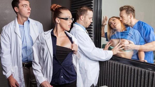 Naughty Nurses - Brazzers Porn Scene