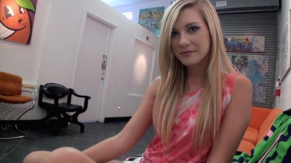 Watch Chloe Brooke, Dixie Belle in Birthday Anal Threesome