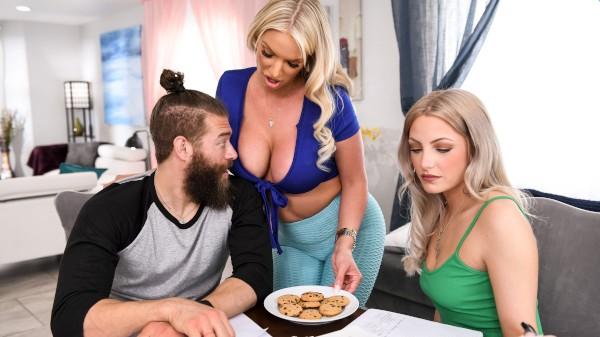 Mommy Fucked My Study Buddy 2 - Brazzers Porn Scene
