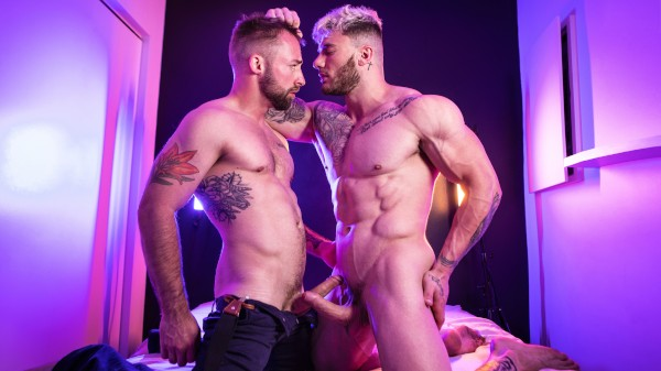 Watch Hooking Up With William Seed on Male Access - All the Best Gay Porn in One place