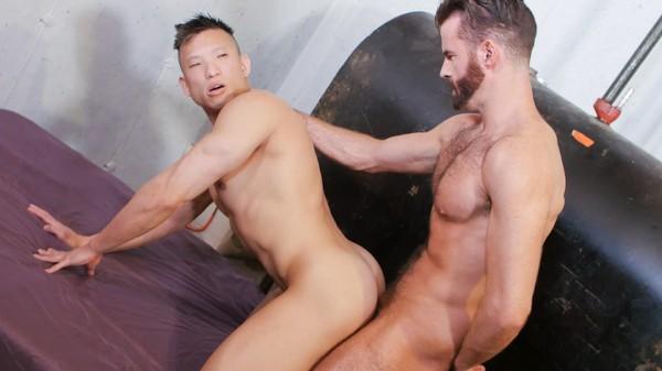 I Feel A Hunger Scene 2 - Brendan Patrick, Jessie Lee