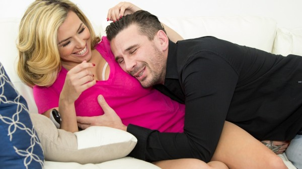Big Tit Fantasies #07 Scene 2 Porn DVD on Mile High Media with Danica Dillon, Manuel Ferrara