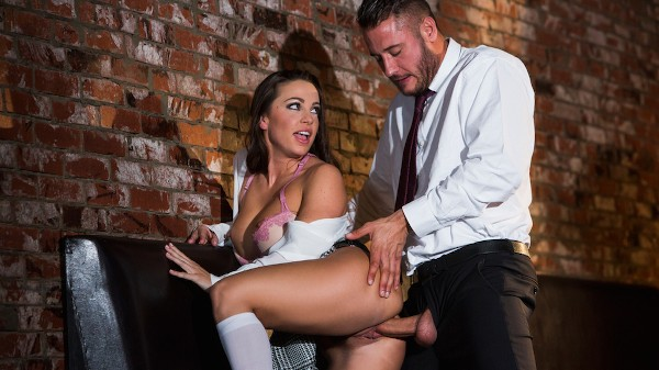 Bad Girl Justice: Part 2 - Danny Mountain, Abigail Mac - Babes
