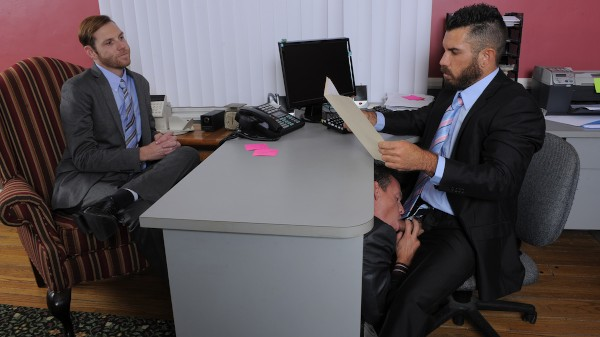 Oral Interview - feat Damien Stone., Cavin Knight