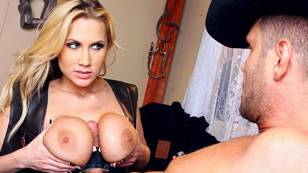 Fistful Of Pussy - Brazzers Porn Scene
