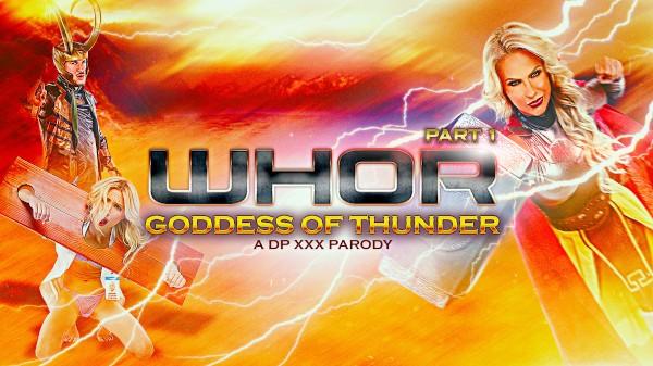 Whor: Goddess of Thunder, A DP XXX Parody Part 1 - Danny Mountain, Phoenix Marie