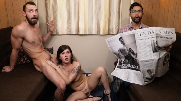 Watch Raunchy On The Rails featuring Daisy Taylor, Johnny B Transgender Porn