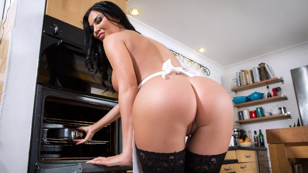 The Slutty Chef - Brazzers Porn Scene