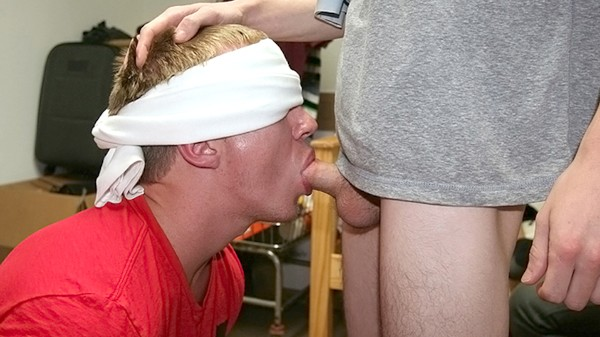 Blind Sucking - Shawn Allen, Zane Anders