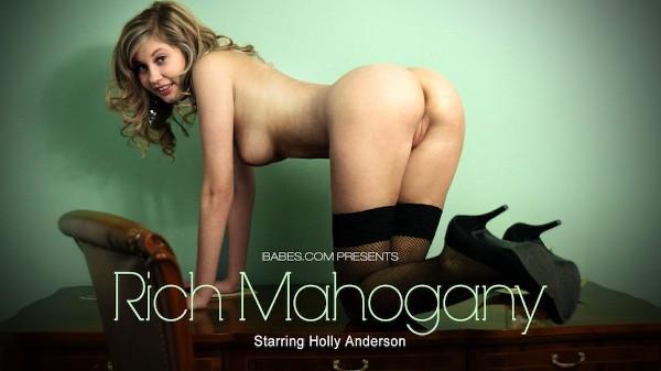 Rich Mahogany - Holly Anderson - Babes