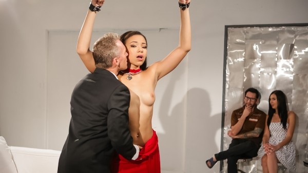 Shades of Kink #06 Scene 2 Porn DVD on Mile High Media with Adrian Maya, Marcus London