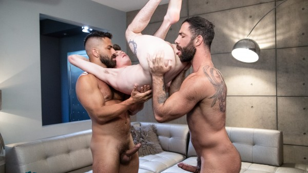 Step Uncle 3 Way - Adam Ramzi, Avery Jones, Jake Nicola