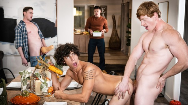 Watch Grateful for Squash on Male Access - All the Best Gay Porn in One place