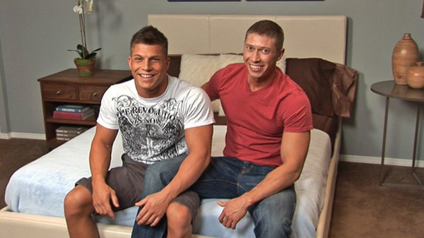 Watch Sander & Brodie on Male Access - All the Best Gay Porn in One place