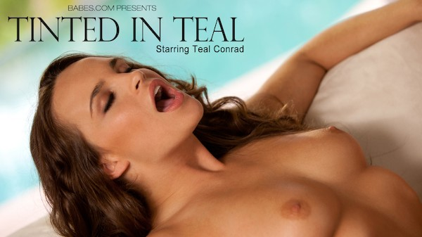 Tinted in Teal - Teal Conrad, Giovanni Francesco - Babes