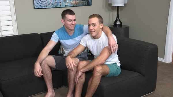Graham & Cory: Bareback - Best Gay Sex