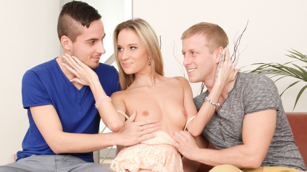 Bi Curious Couples #08 Scene 1 Porn DVD on Mile High Media with Angel Piaff, Denis Reed, Harry