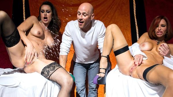 Circus Squirtus - Brazzers Porn Scene