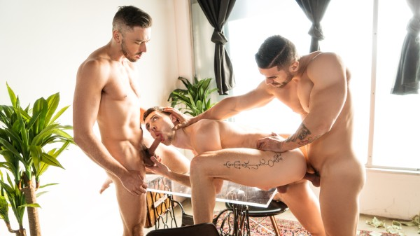 Watch Rivals: Bareback on Male Access - All the Best Gay Porn in One place