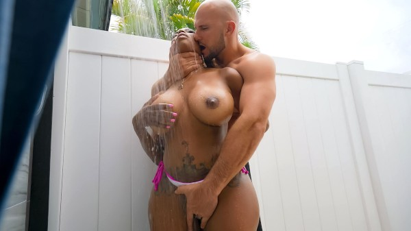 Yum Seduces Her Chum With Her Bum JMac Porn Video - Reality Kings
