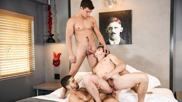 Horny Husbands - feat Will Braun, Diego Sans, Jordan Boss