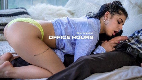 Office Hours - Danny Mountain, Gina Valentina - Babes