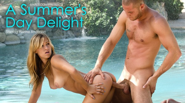 A Summer's Day Delight - Danny Mountain, Alanna Anderson - Babes