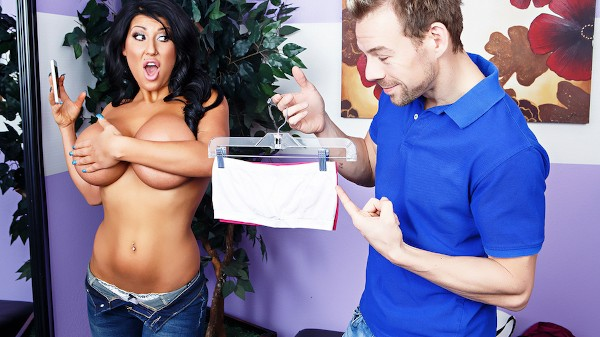 You're Gonna Pay For That! - Brazzers Porn Scene