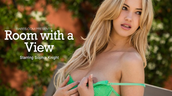 A Room with a View - Sophia Knight - Babes