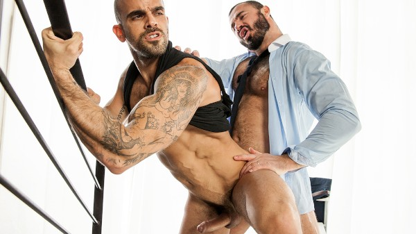 Executive Brothel Part 1 - feat Jessy Ares, Damien Crosse