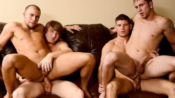The Straight Man Part 4 - feat Eli Hunter, Tom Faulk, Connor Halstead, Jared Summers