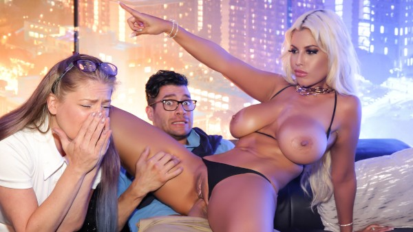 Don't Touch Her 6 - Brazzers Porn Scene