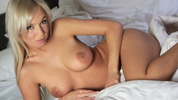 Saturday Mornings Were Made For Solo Masturbation at SexyHub.com