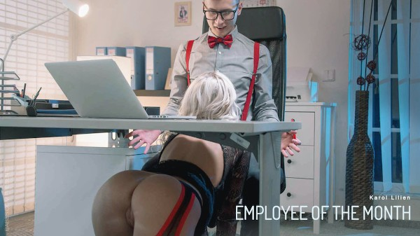 Employee Of The Month - Charlie Dean, Karol Lilien - Babes
