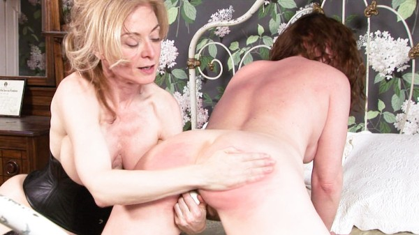 Enjoy Lesbian Adventures Victorian Love Letters Scene 4 on Milfed.com Featuring Nica Noelle, Nina Hartley