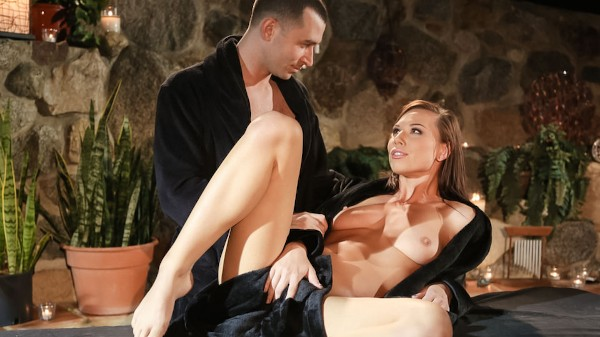 You never forget your first! Scene 4 Porn DVD on Mile High Media with Aidra Fox, James Deen